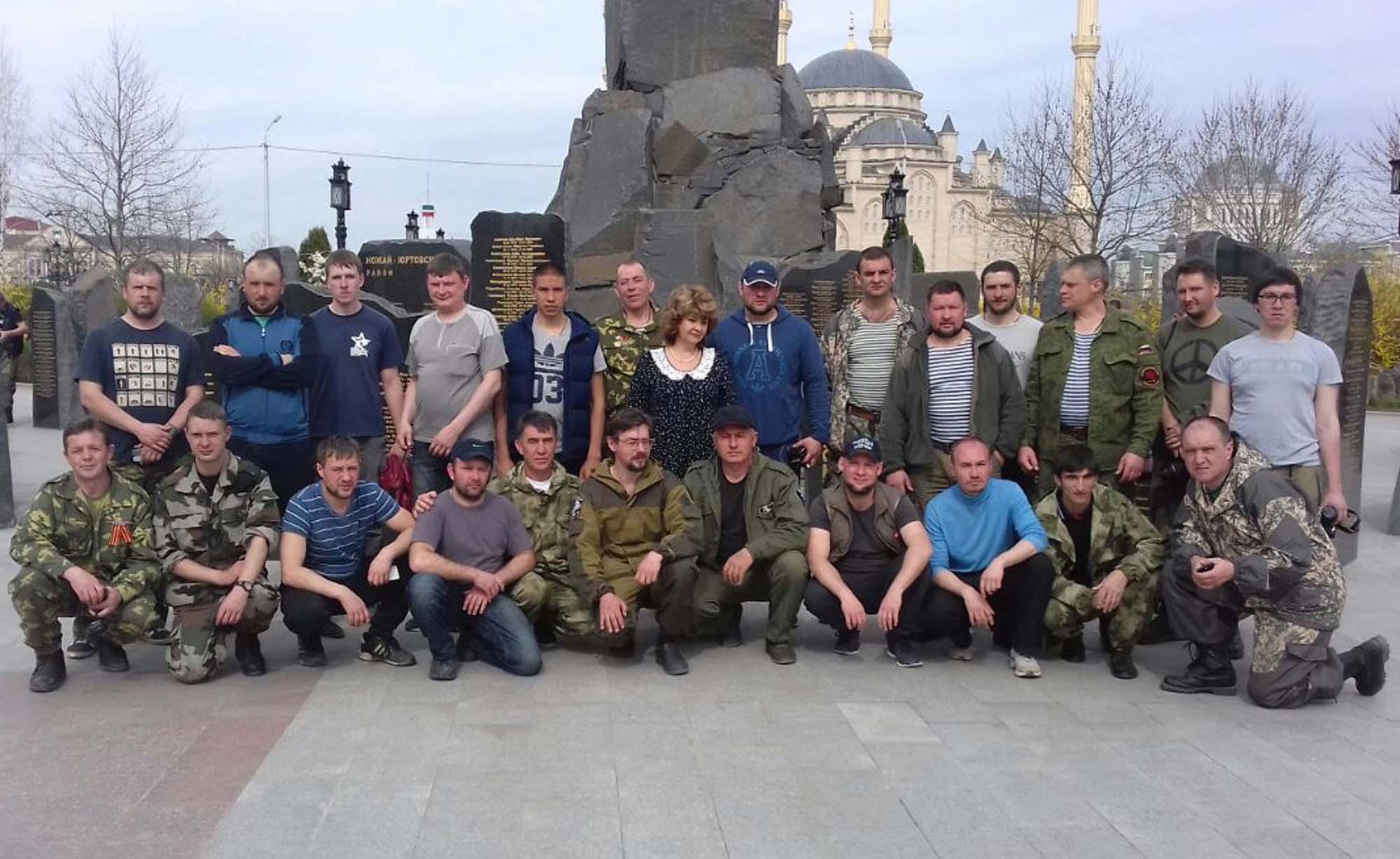 02.04.2016 Экскурсия в Грозный