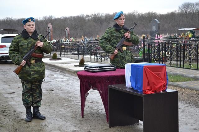 12.12.2016 Захоронение Кузовкина Виктора Ивановича