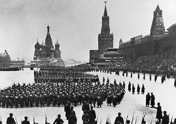 07.11.2018 7 ноября — День воинской славы России