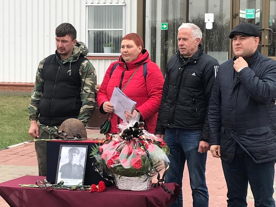 16.04.2019 Передача на Украину останков Потужного Александра Петровича