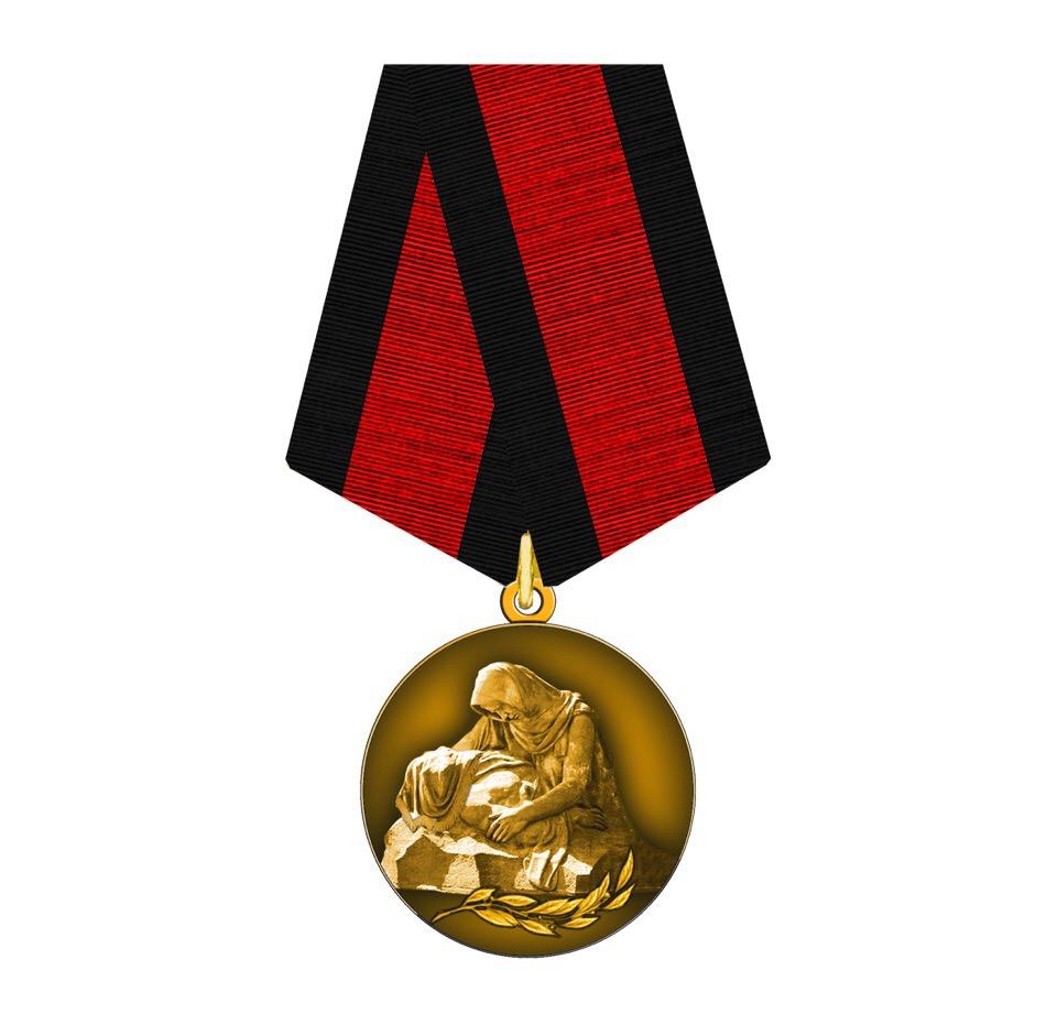01.07.2019 Красноармеец П.П. Пушкарев удостоен медали «Шагнувши в бессмертие» посмертно
