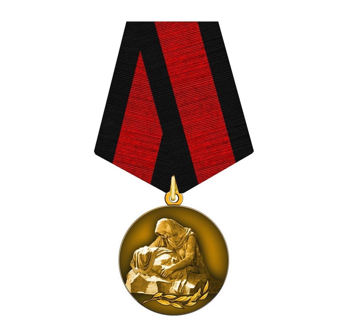23.09.2019  Красноармеец Передрий С.Е. удостоен медали  «Шагнувши в бессмертие» посмертно